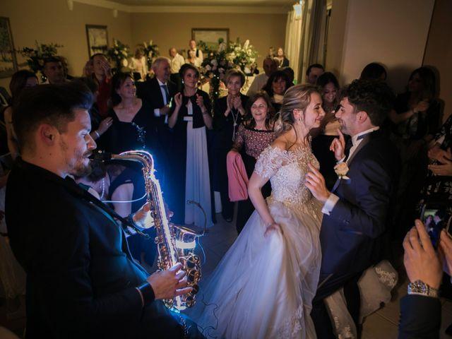Il matrimonio di Mirco e Elena a Larciano, Pistoia 71