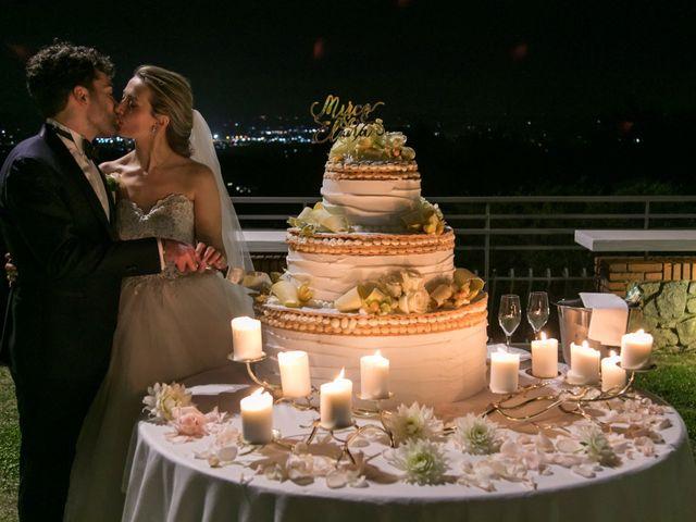Il matrimonio di Mirco e Elena a Larciano, Pistoia 78