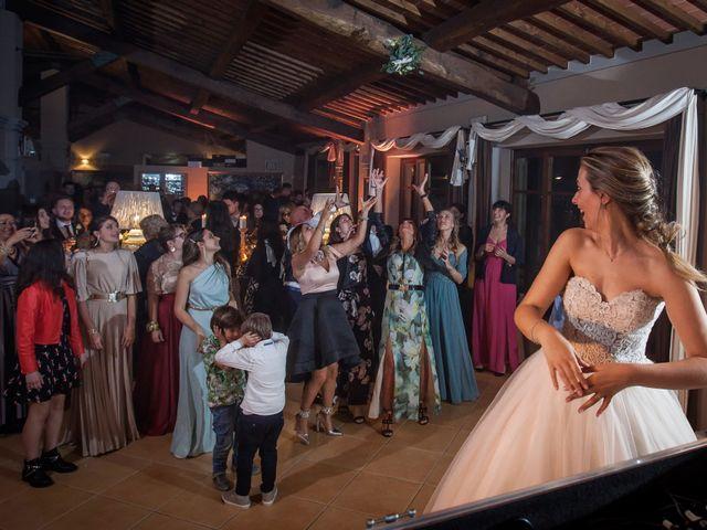 Il matrimonio di Mirco e Elena a Larciano, Pistoia 81