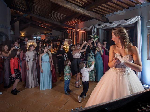 Il matrimonio di Mirco e Elena a Larciano, Pistoia 82