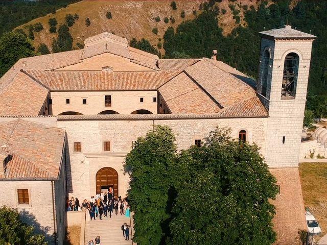 Il matrimonio di Daniele e Sara a Gubbio, Perugia 13
