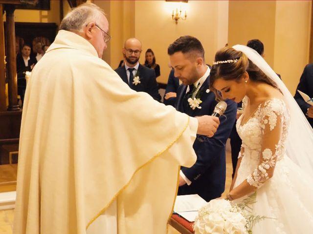 Il matrimonio di Daniele e Sara a Gubbio, Perugia 16