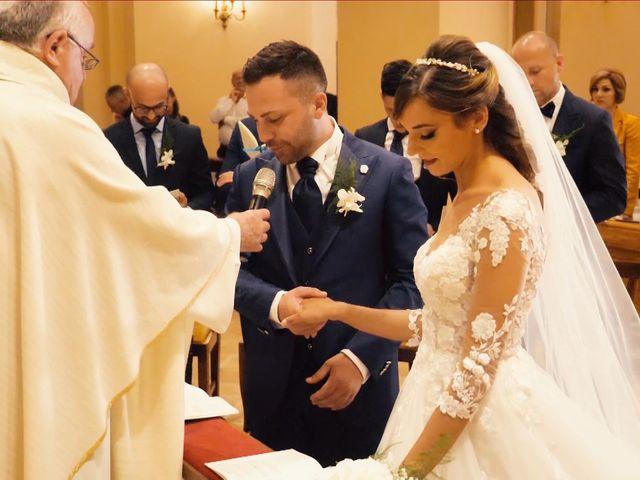 Il matrimonio di Daniele e Sara a Gubbio, Perugia 17