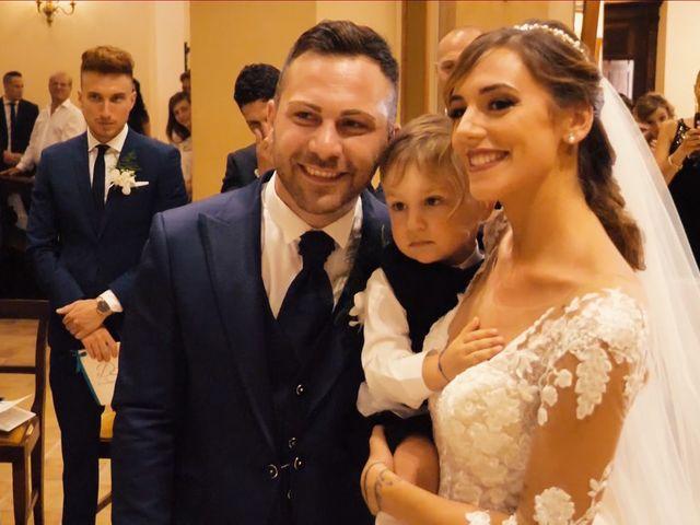 Il matrimonio di Daniele e Sara a Gubbio, Perugia 18