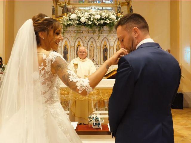 Il matrimonio di Daniele e Sara a Gubbio, Perugia 20