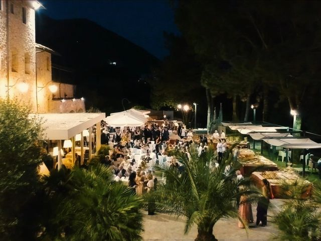 Il matrimonio di Daniele e Sara a Gubbio, Perugia 24