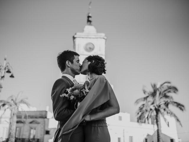 Le nozze di Sara e Chris