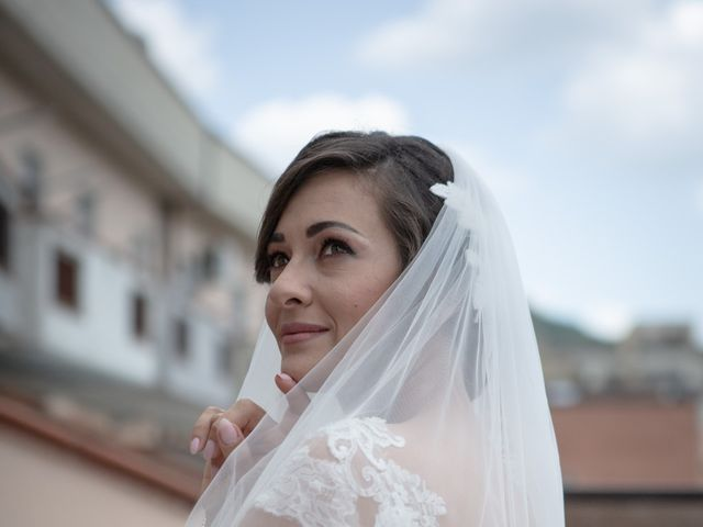 Il matrimonio di Clemente e Iole a Benevento, Benevento 4