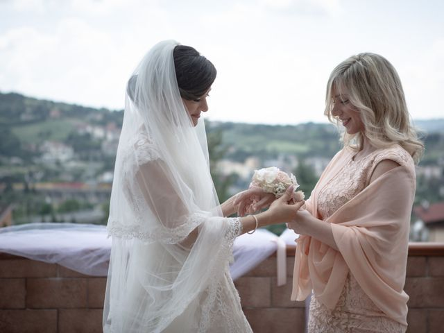 Il matrimonio di Clemente e Iole a Benevento, Benevento 7