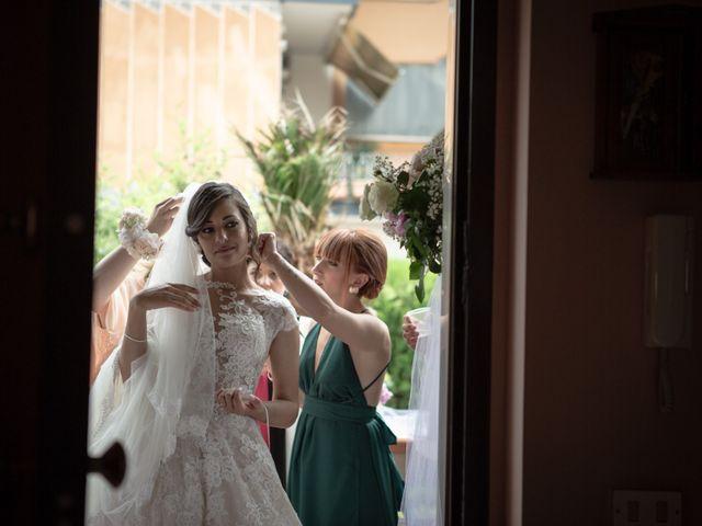 Il matrimonio di Clemente e Iole a Benevento, Benevento 9