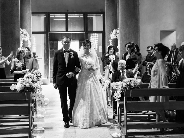 Il matrimonio di Clemente e Iole a Benevento, Benevento 16