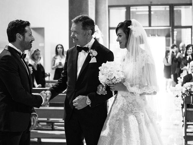 Il matrimonio di Clemente e Iole a Benevento, Benevento 17