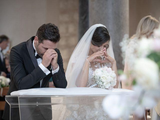 Il matrimonio di Clemente e Iole a Benevento, Benevento 22
