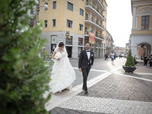 Il matrimonio di Clemente e Iole a Benevento, Benevento 26