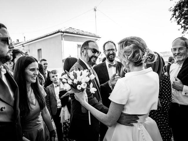 Il matrimonio di Enrico e Alice a Alba, Cuneo 25