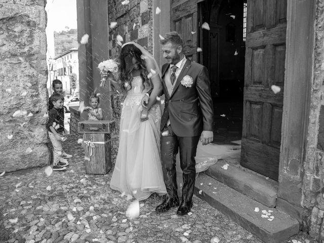 Le nozze di Ilaria e Fabio
