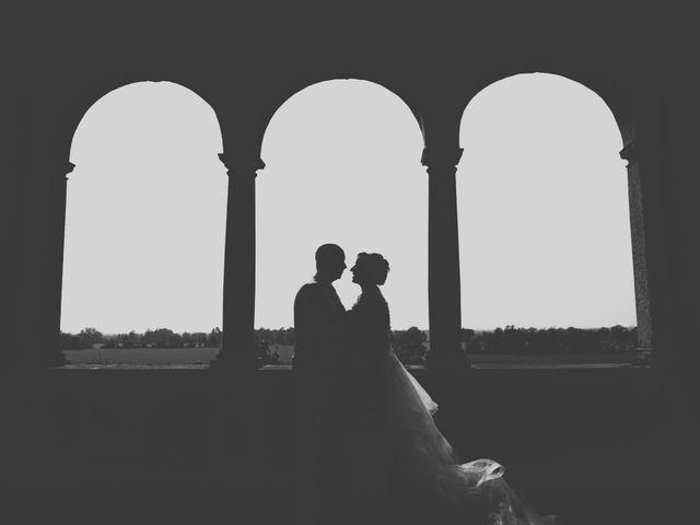 Il matrimonio di Thomas e Alessandra a Cavernago, Bergamo 2