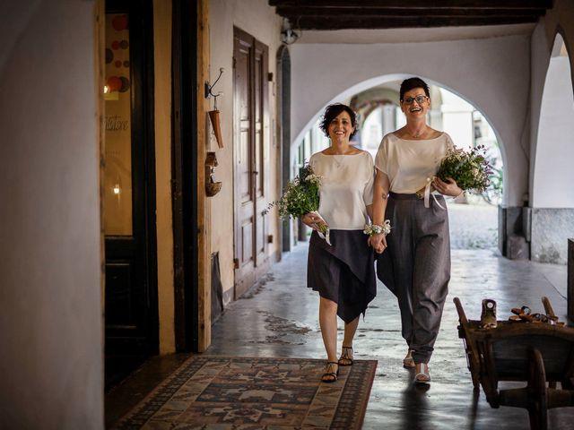 Il matrimonio di Manuela e Valentina a Cuneo, Cuneo 25