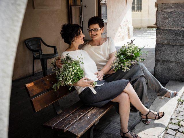 Il matrimonio di Manuela e Valentina a Cuneo, Cuneo 29
