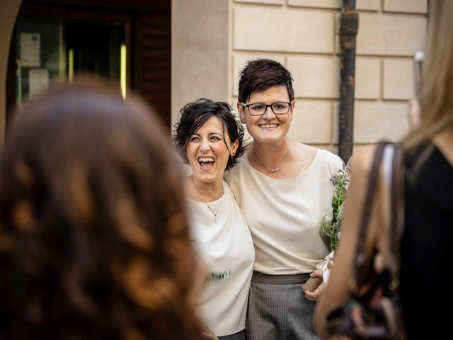 Il matrimonio di Manuela e Valentina a Cuneo, Cuneo 31