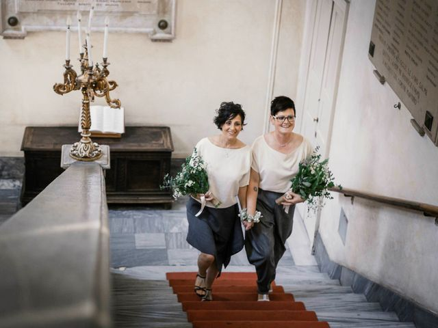 Il matrimonio di Manuela e Valentina a Cuneo, Cuneo 32