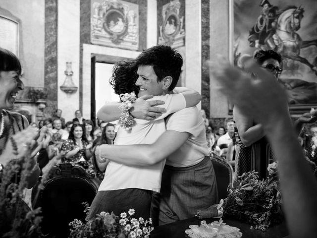 Il matrimonio di Manuela e Valentina a Cuneo, Cuneo 42