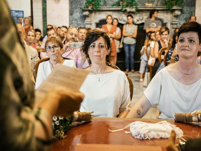 Il matrimonio di Manuela e Valentina a Cuneo, Cuneo 47