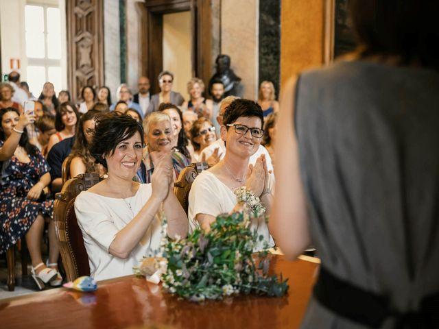 Il matrimonio di Manuela e Valentina a Cuneo, Cuneo 49