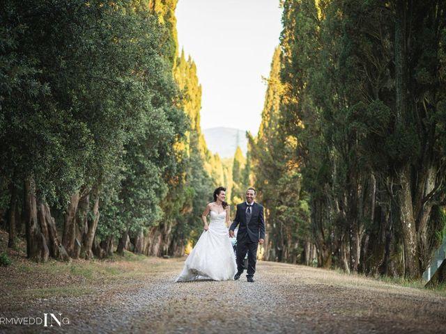 Il matrimonio di Salvatore e Simona a Vernio, Prato 3