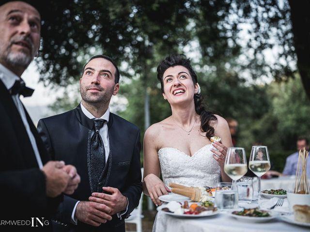 Il matrimonio di Salvatore e Simona a Vernio, Prato 4