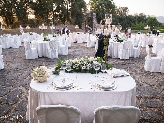 Il matrimonio di Salvatore e Simona a Vernio, Prato 7
