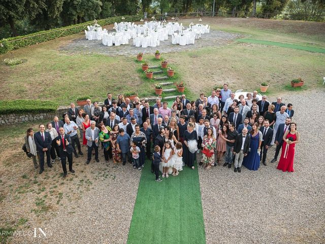 Il matrimonio di Salvatore e Simona a Vernio, Prato 13