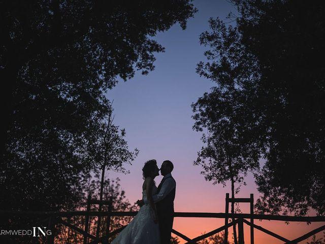 Il matrimonio di Salvatore e Simona a Vernio, Prato 16