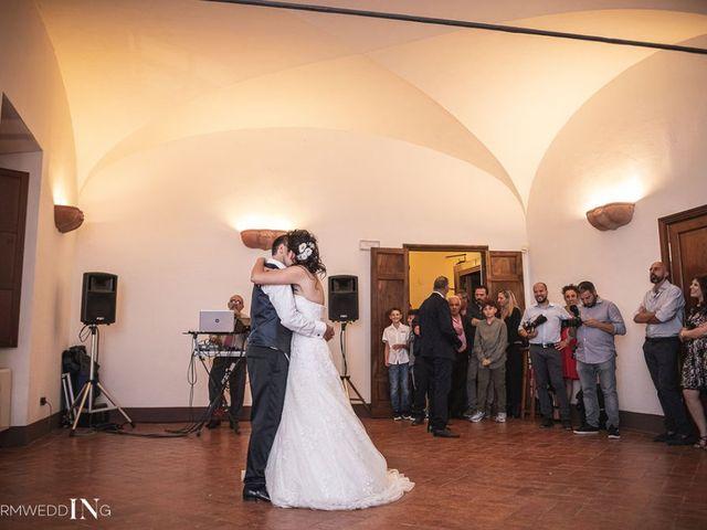 Il matrimonio di Salvatore e Simona a Vernio, Prato 24
