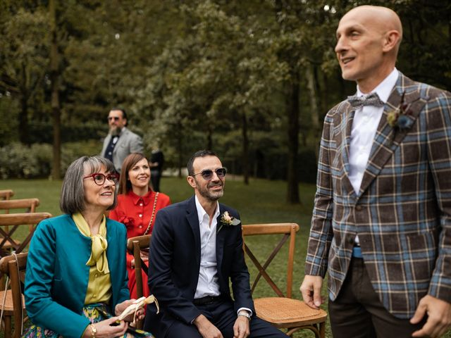 Il matrimonio di Simone e Cristina a Treviso, Treviso 38