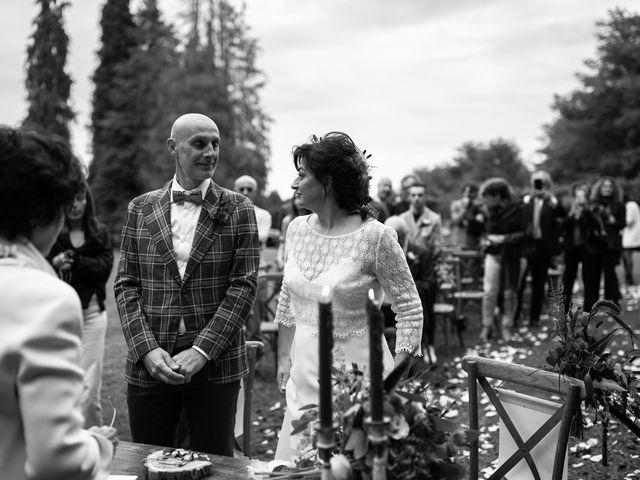 Il matrimonio di Simone e Cristina a Treviso, Treviso 47