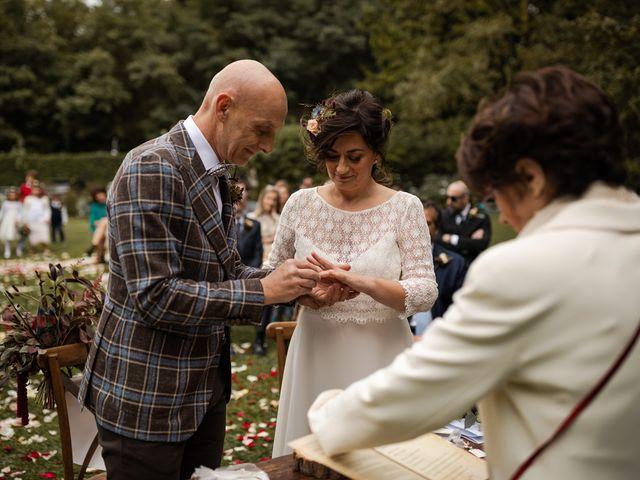 Il matrimonio di Simone e Cristina a Treviso, Treviso 52