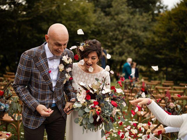 Il matrimonio di Simone e Cristina a Treviso, Treviso 61