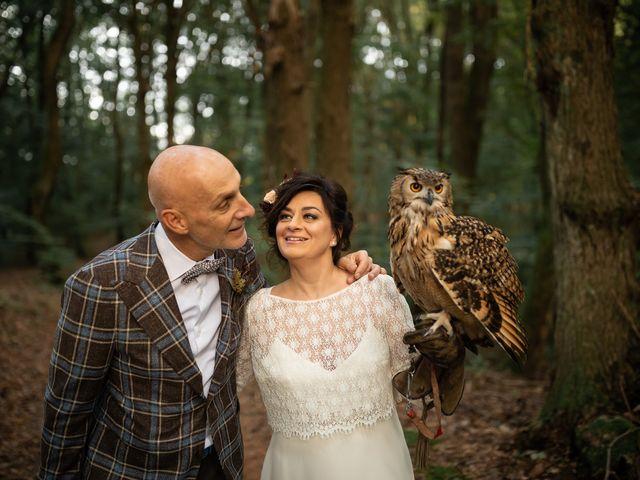 Il matrimonio di Simone e Cristina a Treviso, Treviso 71