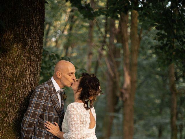 Il matrimonio di Simone e Cristina a Treviso, Treviso 79
