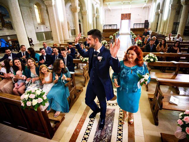 Il matrimonio di Stefano e Veronica a Grottaferrata, Roma 10