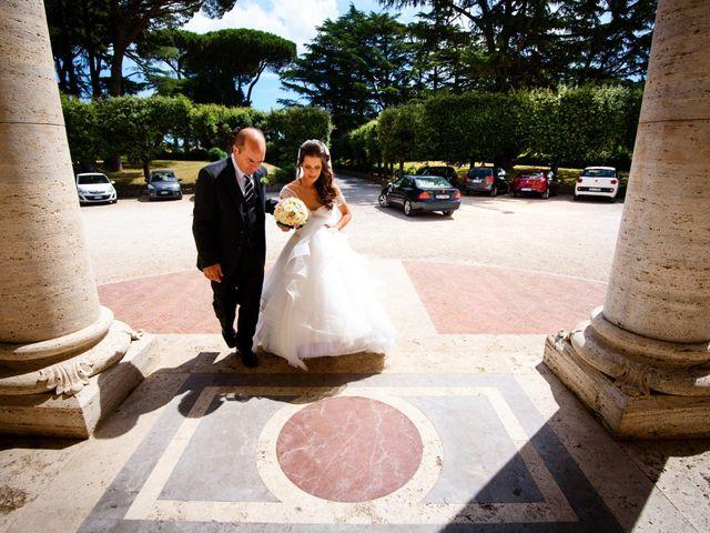 Il matrimonio di Stefano e Veronica a Grottaferrata, Roma 11