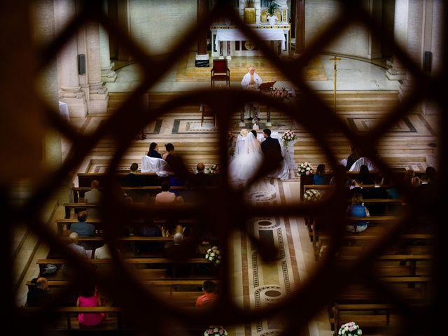 Il matrimonio di Stefano e Veronica a Grottaferrata, Roma 12