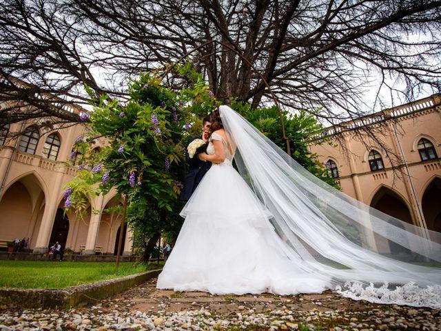 Il matrimonio di Stefano e Veronica a Grottaferrata, Roma 15