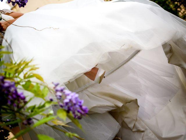 Il matrimonio di Stefano e Veronica a Grottaferrata, Roma 16