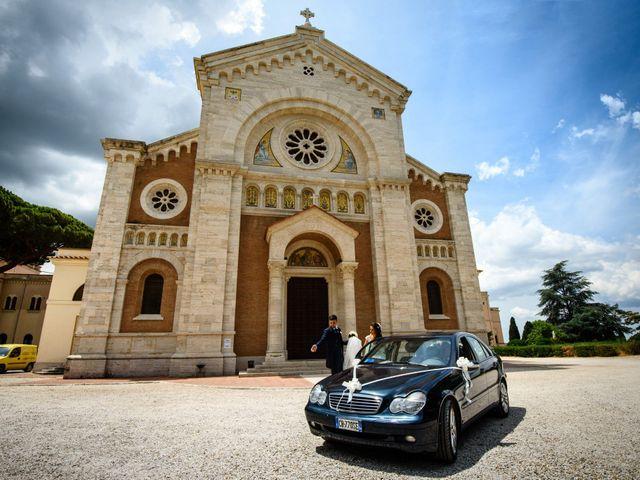 Il matrimonio di Stefano e Veronica a Grottaferrata, Roma 18