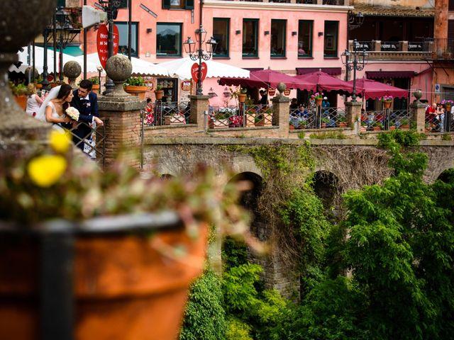 Il matrimonio di Stefano e Veronica a Grottaferrata, Roma 19