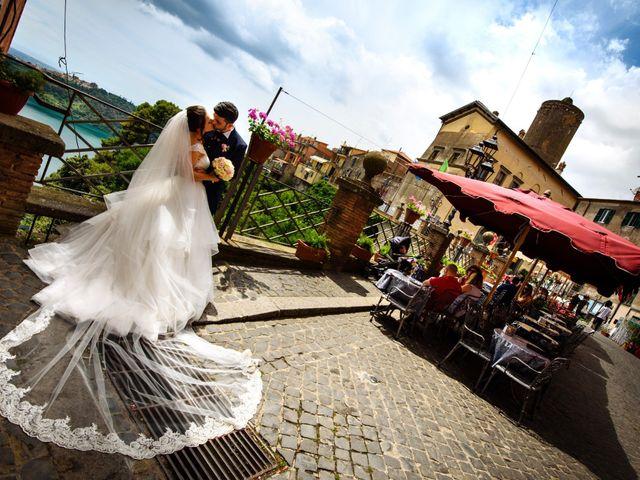 Il matrimonio di Stefano e Veronica a Grottaferrata, Roma 1