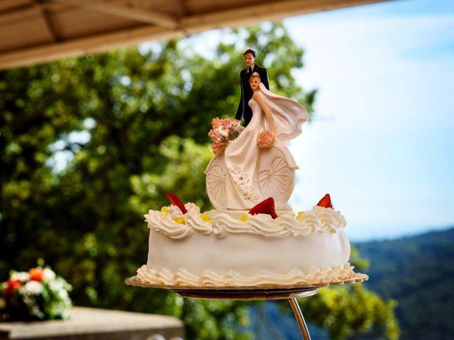 Il matrimonio di Stefano e Veronica a Grottaferrata, Roma 21