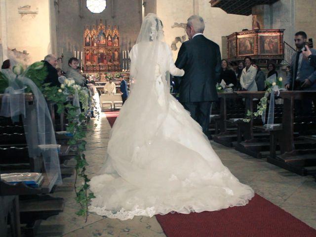 Il matrimonio di Massimo e Arezia a Asola, Mantova 8